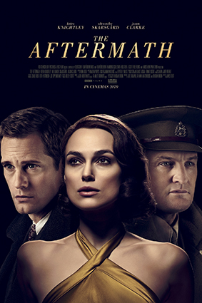 Aftermath film poster. Trailer music composed by Andrew Swarbrick