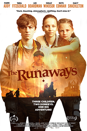 Film score composed by Andrew SwarbrickThe Runaways film poster